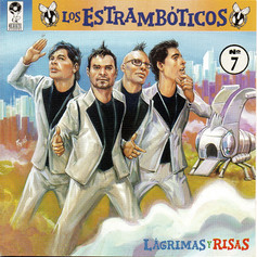 Los Estrambóticos - Portada de disco