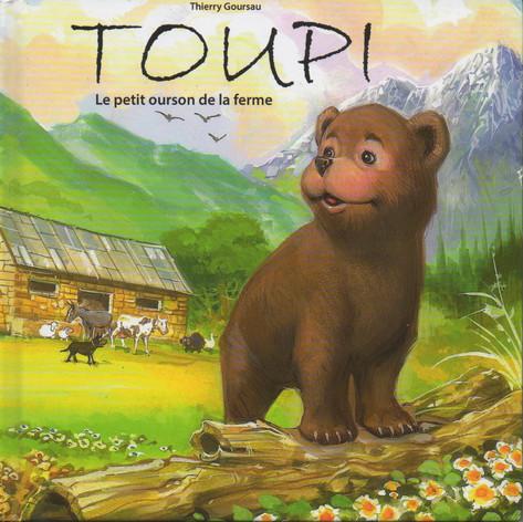 Toupi - Libro infantil (Francia)