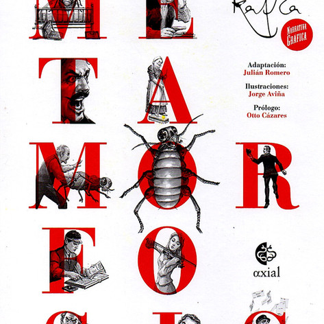 Metamorfosis - Novela Gráfica