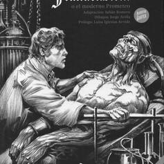 Frankenstein - Novela Gráfica