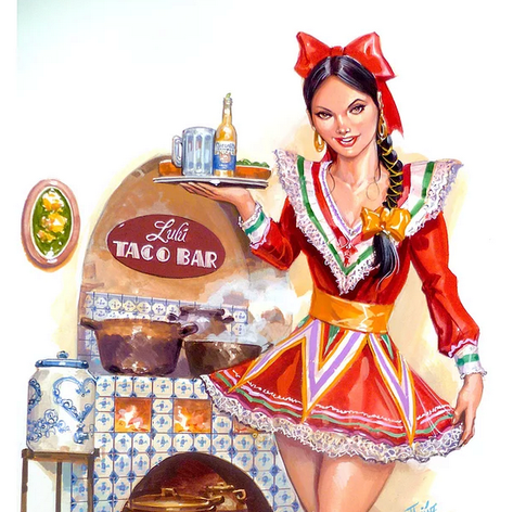 Lulu Taco Bar - Madrid
