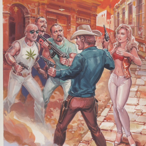 Libro Vaquero - Portada