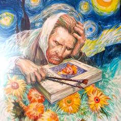 Vincent van Gogh - Cuadro para exposición
