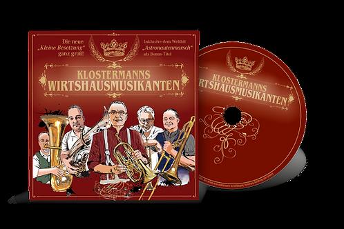 CD Klostermanns Wirtshausmusikanten