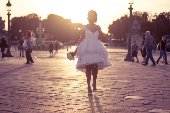 mariage parisien
