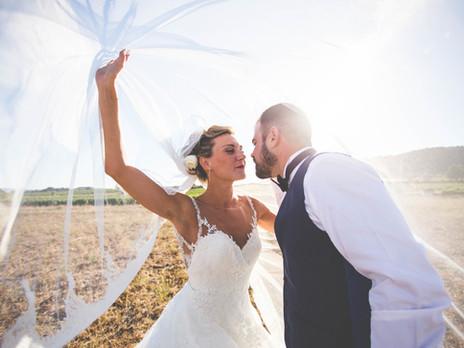 Un mariage au Domaine Saint Bacchi