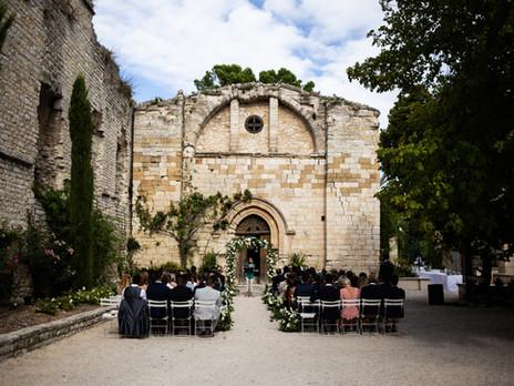 Ariane & Franck, mariage à Aix en Provence