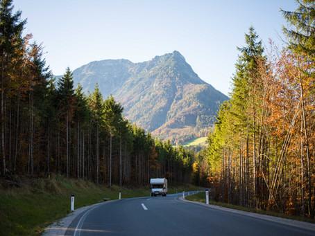 Road trip en Europe