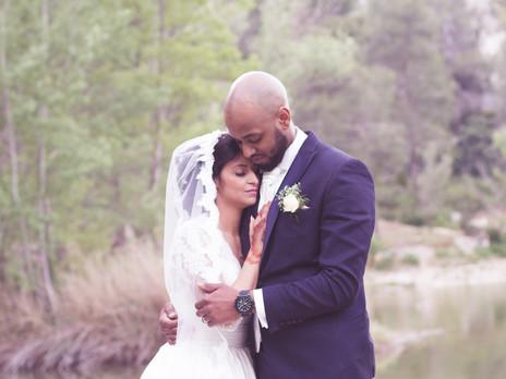 Mounia & Sidi, le mariage