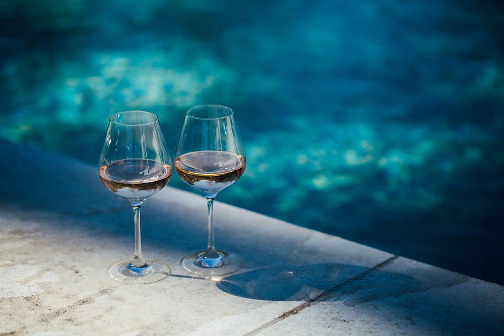 vin blanc Fontenille