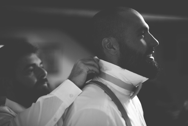 mariage Vincent AGNES provence