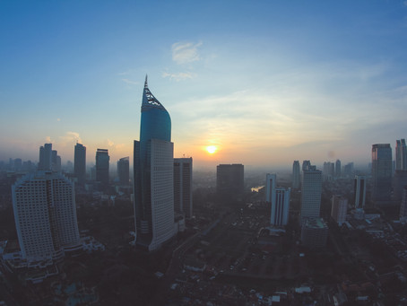 Jakarta, la capitale qui ne laisse pas indifférent.