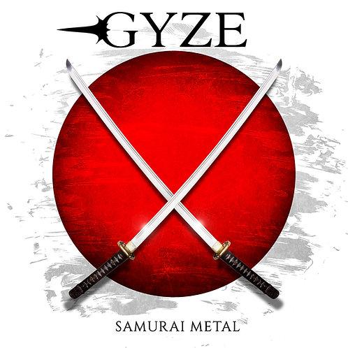SAMURAI METAL guitar scores