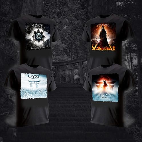【期間限定】Album T-Shirt【REVIVAL】
