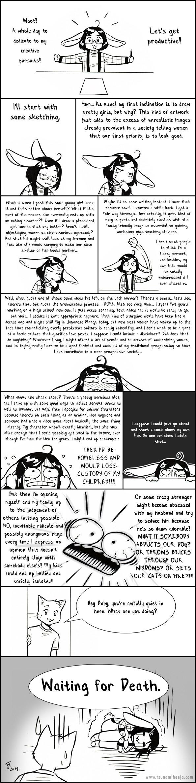 Comic 1 - by Tsunami Hee Ja