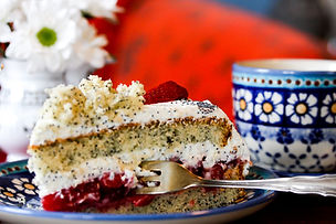 Cafe Prerow, Café Ulenhoef, Kuchen, entspannen, Darßer Wald, Urlaub
