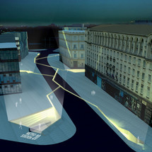 Metro Station 20 International Competition in Bulgaria _ 2nd prize