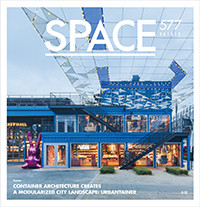 Songdo House is Featured in SPACE Magazine