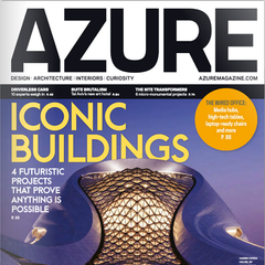 Chair-W is Featured in AZURE