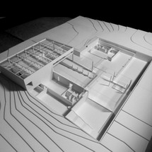 HIstory & Culture Center Design Competition in Korea _ 2nd Prize