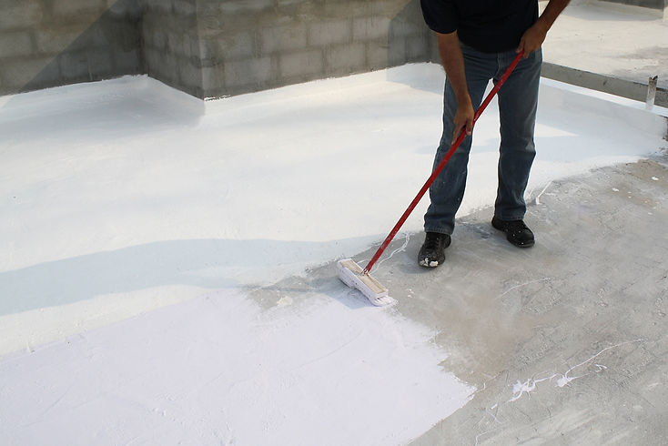 DBM Roofing   Commercial Roof Coating   Georgia and South Carolina