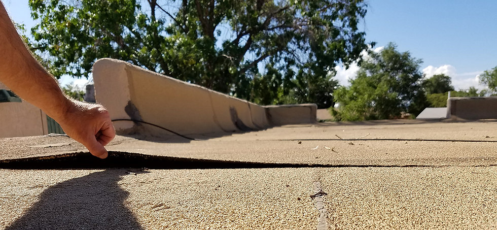 DBM Roofing | Modified Bitumen Roofing | Georgia and South Carolina