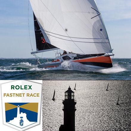 Rolex Fastnet Race - Sunfast 3300