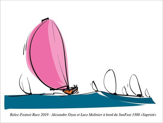 suivi de l'illustrateur François Denis