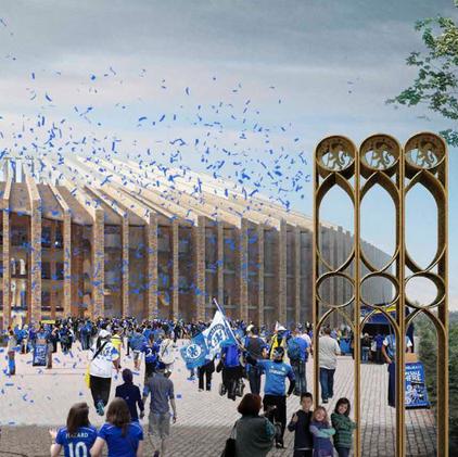 Stamford Bridge Gates