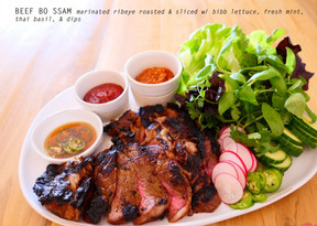 Beef Bo Ssam