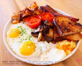 Bondi Breakfast