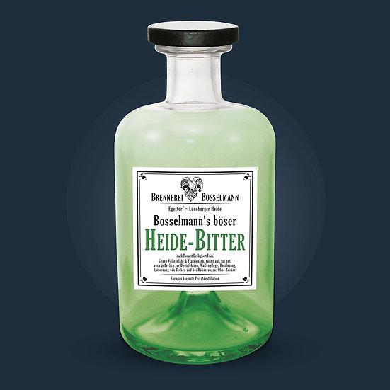 Bosselmann's böser Heide-Bitter 0,35 l - 40% vol
