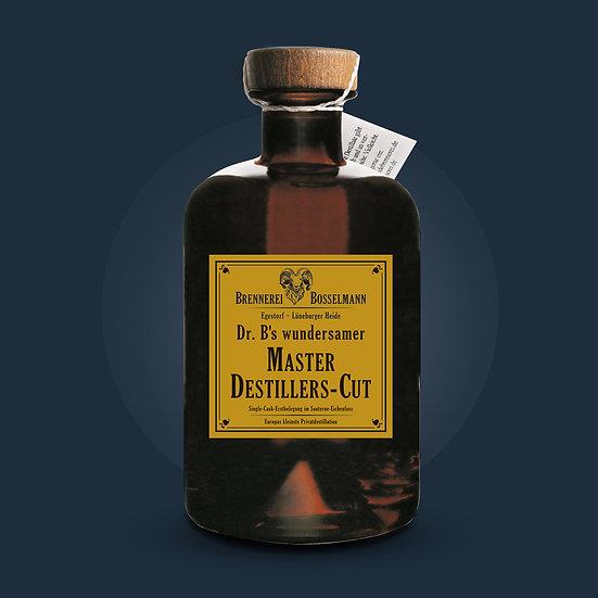 Master Destillers-Cut 0,5l - 43%