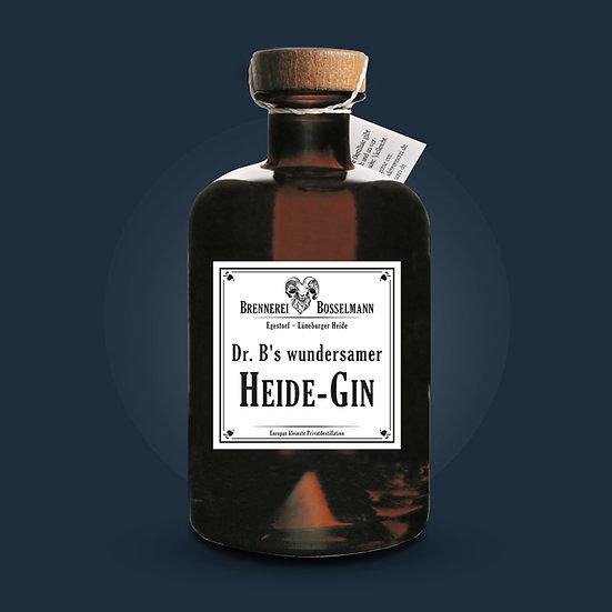 Dr. B's wundersamer Heide-Gin 0,5l - 43% vol