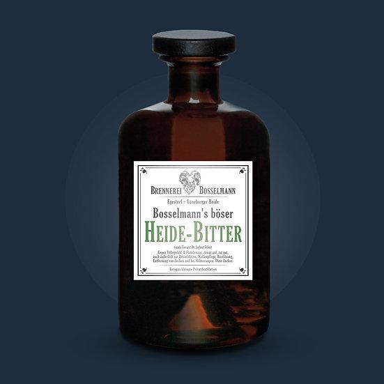 Bosselmann's böser Heide-Bitter 40% vol