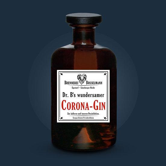 Dr. B's wundersamer Corona-Gin 0,5l - 48% vol