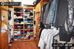 18- Walk in closet- Master