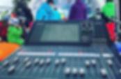 Yamaha QL1 Mischpult