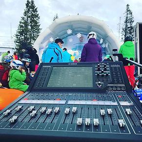 Vermietung Audio Mischpult Yamaha QL1