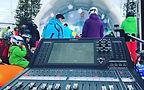 Referenz Alles fahrt Schii Skigebiet Berg