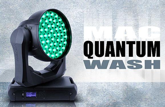 Moving Head Martin MAC Quantum Wash