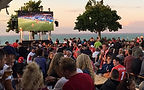 Referenz Fussball Public Viewing