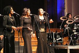 Referenz Gospel Tour Jackson Singers