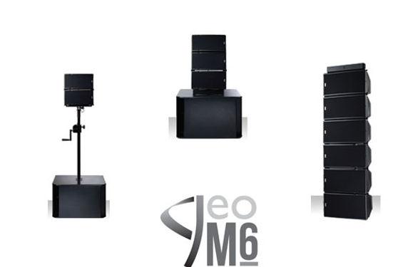 NEXO GEO M6 Line Array Lautsprecher
