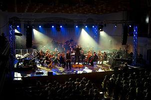 Referenz Orchester Camerata Salonistica Gion Stump
