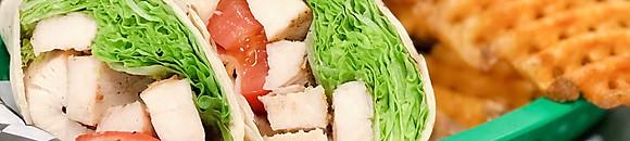 Chicken Wraps/Sandwiches