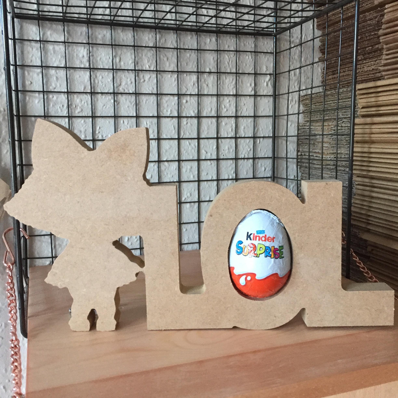 LOL Doll Egg Holders
