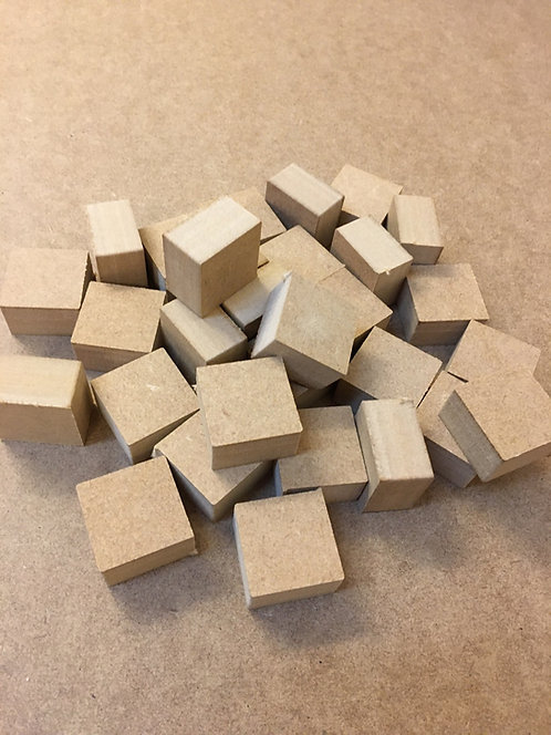 RTP - Clearance Pack of 30 Mini Squares