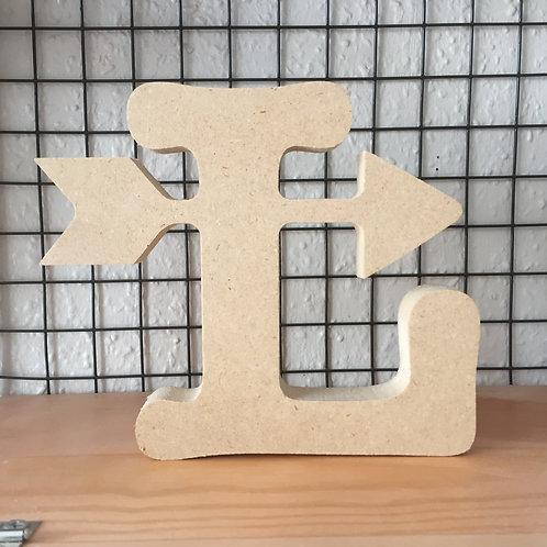Arrow Letters