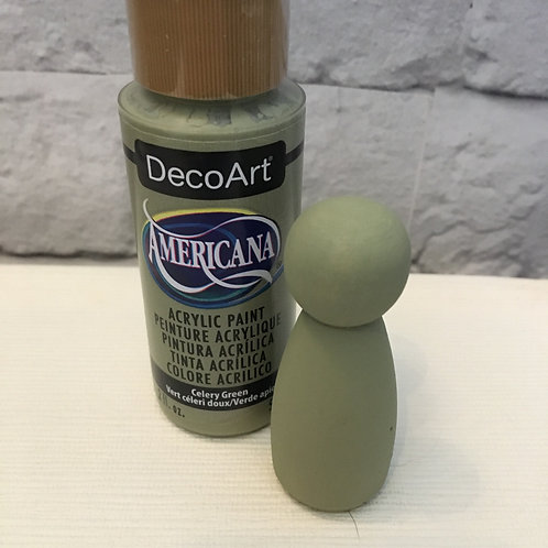 Americana - Celery Green